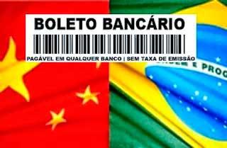 Sites da China que Aceitam Boleto Bancário
