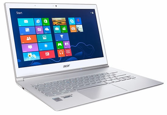 Ultrabook Acer S7-391-9604