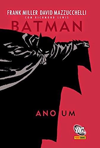 livro Batman. Ano Um