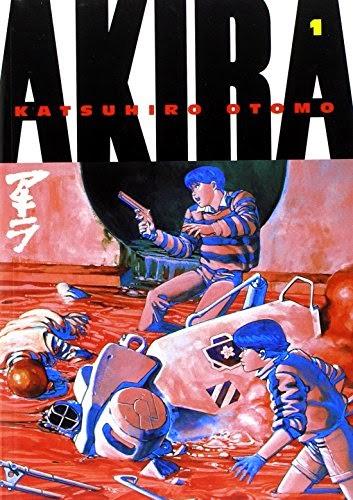 livro Akira, Volume 1