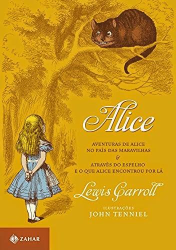 livro Alice - Coleção Clássicos Zahar