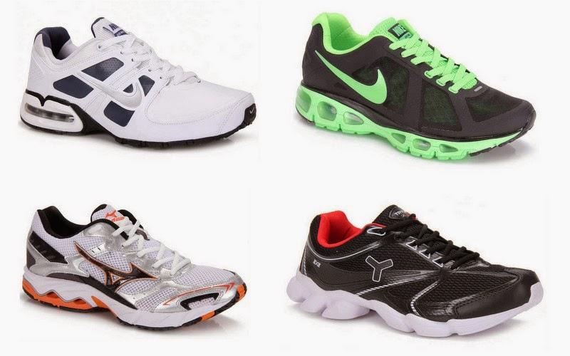 7f613977dd Top 10 Tênis Masculinos Mais Vendidos na Netshoes