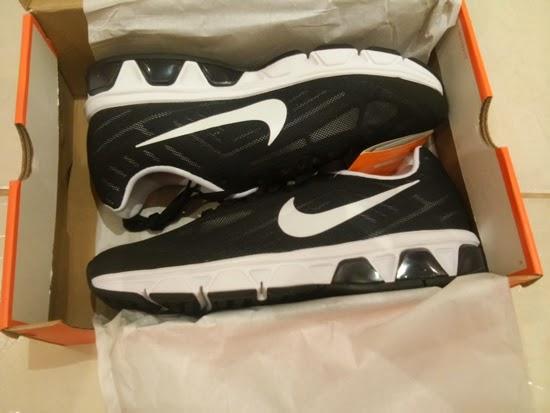 Tênis Nike Air Max Boldspeed comprado na BlackFriday