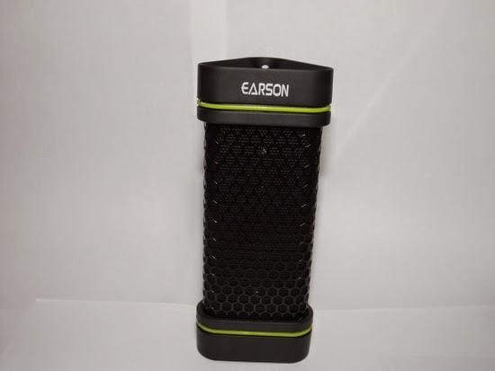 Caixa de som Bluetooth a prova d'água comprada no BangGood.com
