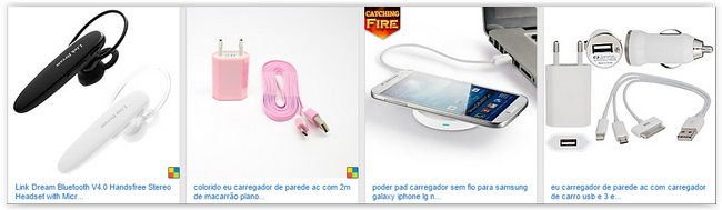 Gadgets Acessórios Samsung