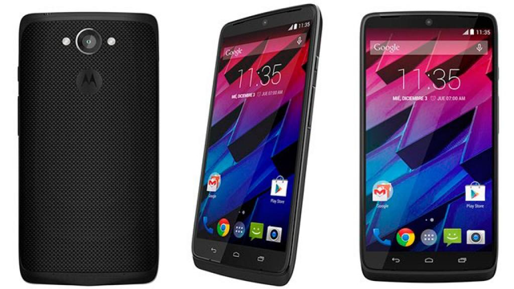 smartphones com as melhores baterias: moto maxx