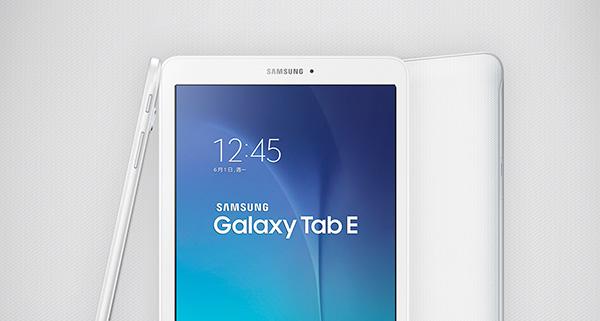 melhores tablets em custo beneficio: samsung galaxy tab e