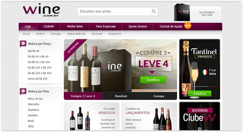 Melhores Sites para Comprar Vinhos Online
