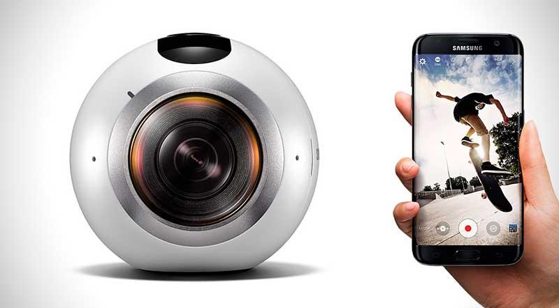 melhores câmeras 360