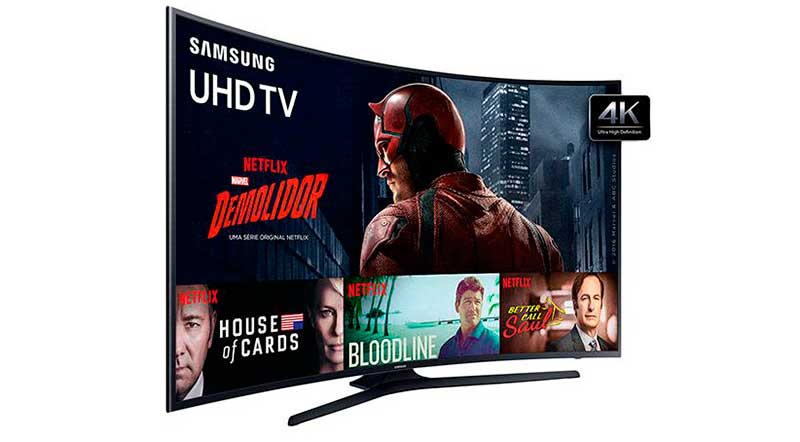 Smart TV Samsung 40″ - 40KU6300