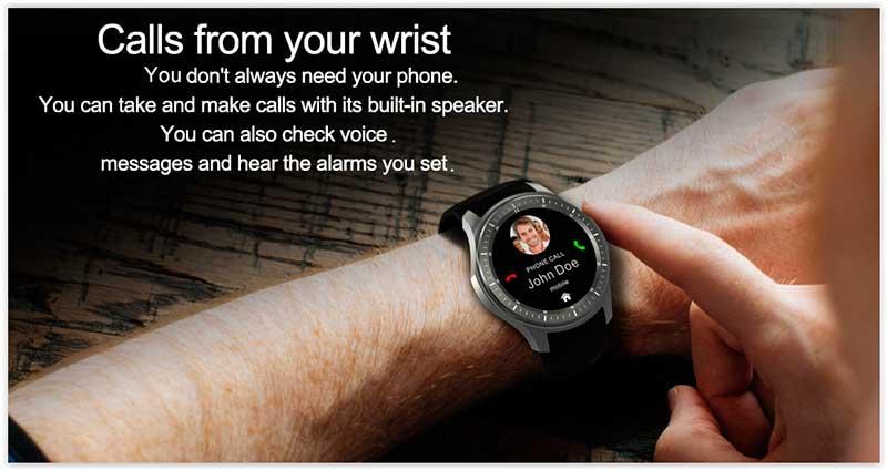 smartwatch gearbest