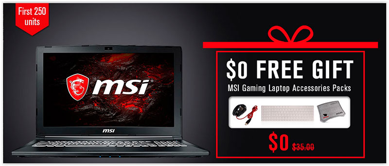 Notebook Gamer MSI